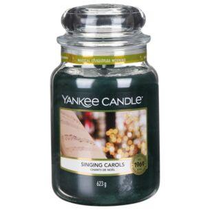 Singing Carols Large Jar Candle