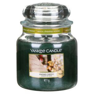 Singing Carols Medium Jar Candle