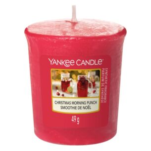 Christmas Morning Punch Sampler Votive Candle