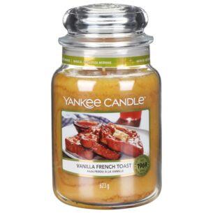 Vanilla French Toast Large Jar Candle
