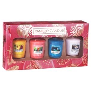 The Last Paradise Four Votive Gift Set