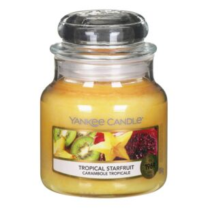 Tropical Starfruit Small Jar Candle