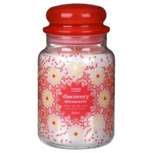 'Discovery' Scent Of The Year 2021 Large Jar Candle