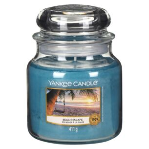 Beach Escape Medium Jar Candle