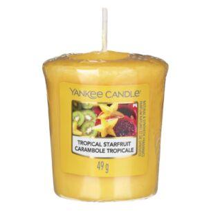 Tropical Starfruit Sampler Votive Candle