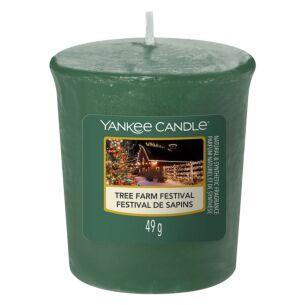 Tree Farm Festival Sampler Votive Candle