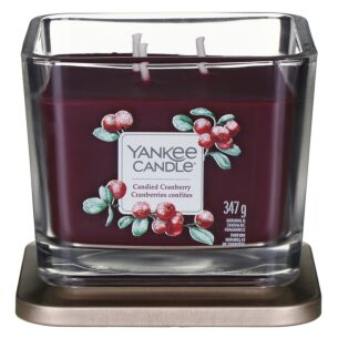 Candied Cranberry Medium Elevation Candle