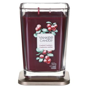 Candied Cranberry Large Elevation Candle