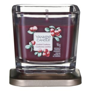 Candied Cranberry Small Elevation Candle