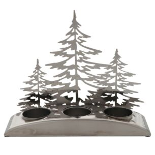 Snowy Gatherings Multi-Tealight Holder