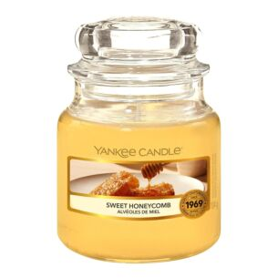 Yankee Candle Sweet Honeycomb Small Jar Candle