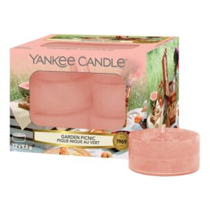 Garden Picnic Pack of 12 Tealights