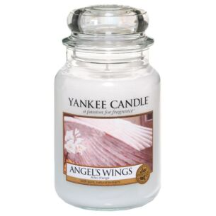 Yankee Candle Angel's Wings Large Jar Candle