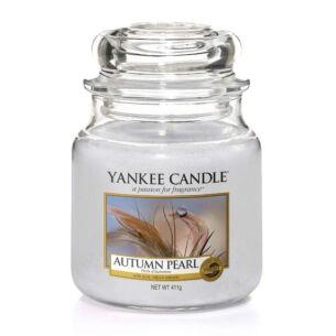 Autumn Pearl Medium Jar Candle