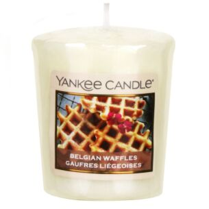 Yankee Candle Sunday Brunch Belgian Waffles Sampler Votive Candle