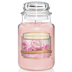 Yankee Candle Sunday Brunch Blush Bouquet Large Jar Candle