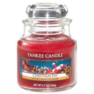 Christmas Eve Small Jar Candle