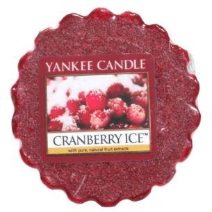 Cranberry Ice Wax Melt Tart