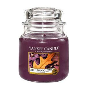 Autumn Glow Medium Jar Candle