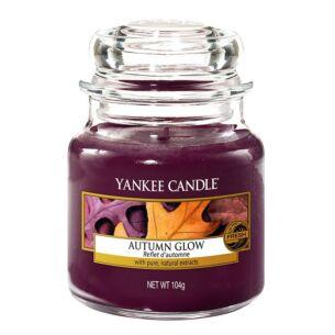 Autumn Glow Small Jar Candle
