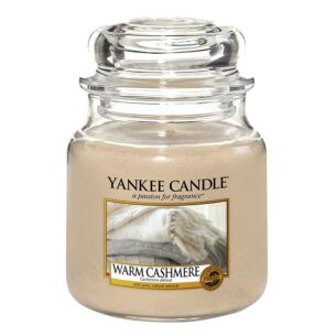 Warm Cashmere Medium Jar Candle
