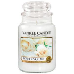 Yankee Candle Wedding Day Large Jar Candle