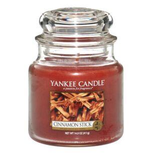 Cinnamon Stick Medium Jar Candle