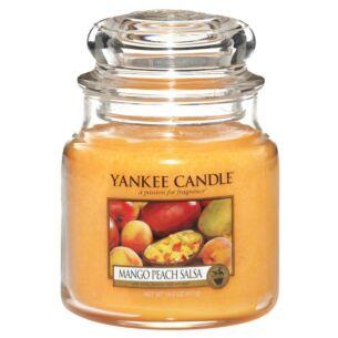 Mango Peach Salsa Medium Jar Candle