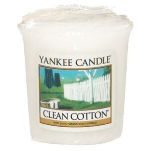 Yankee Candle Clean Cotton Sampler Votive Candle