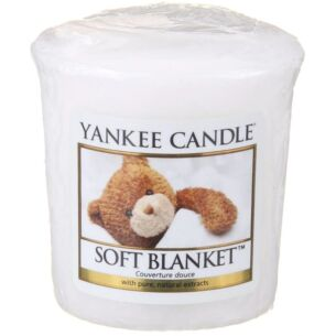 Yankee Candle Soft Blanket Sampler Votive Candle