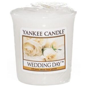 Yankee Candle Wedding Day Sampler Votive Candle