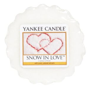 Yankee Candle Snow In Love Wax Melt Tart