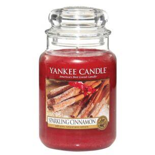 Sparkling Cinnamon Large Jar Candle