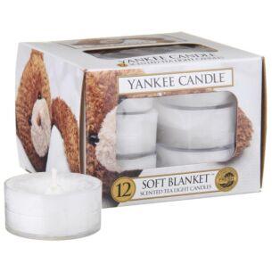 Soft Blanket Pack of 12 Tealights