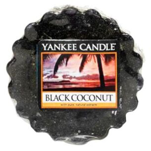 Black Coconut Wax Melt Tart