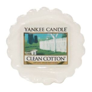 Yankee Candle Clean Cotton Wax Melt Tart