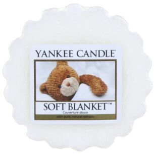 Yankee Candle Soft Blanket Wax Melt Tart