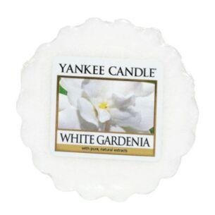White Gardenia Wax Melt Tart