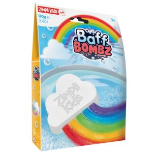 Zimpli Kids Cloud Rainbow Baff Bomb