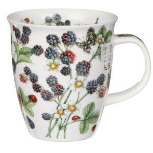 Wild Fruits Blackberry Nevis Shape Mug