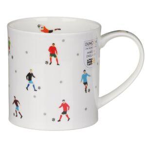 Sport Stars Football Orkney Shape Mug