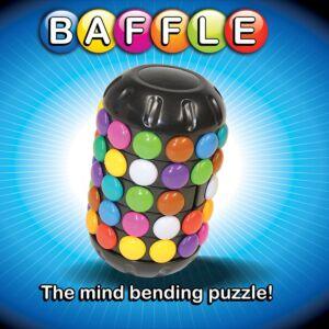Baffle Puzzle Game
