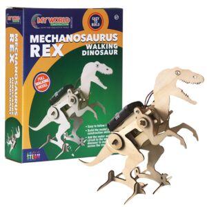 My World Mechanosaurus Rex Walking Dinosaur