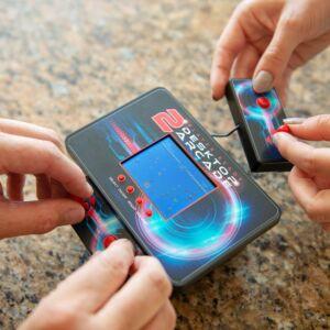 2 Player Desktop Arcade Machine