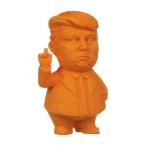 Orange Presidential Eraser