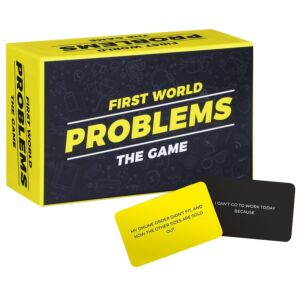 First World Problems The Game