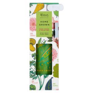 RHS Home Grown Hand Cream and Twist Key