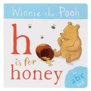 H Is For Honey (ABC) Board Book