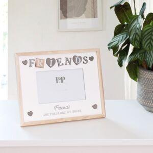 "Sentiments 'Friends' 4""x 6"" Photo Frame"