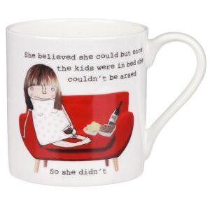 Kids In Bed Mug